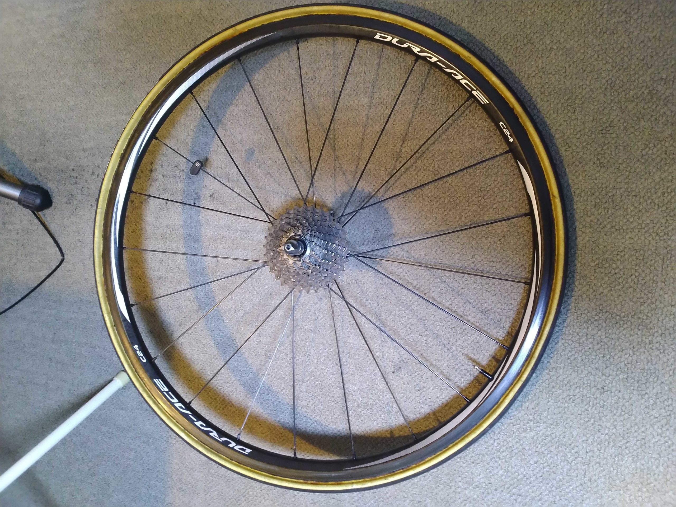 corsa speed tubular