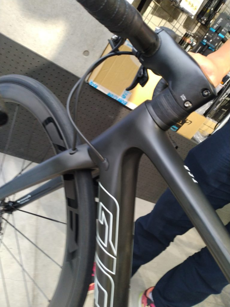 head tube TCR ADV SL