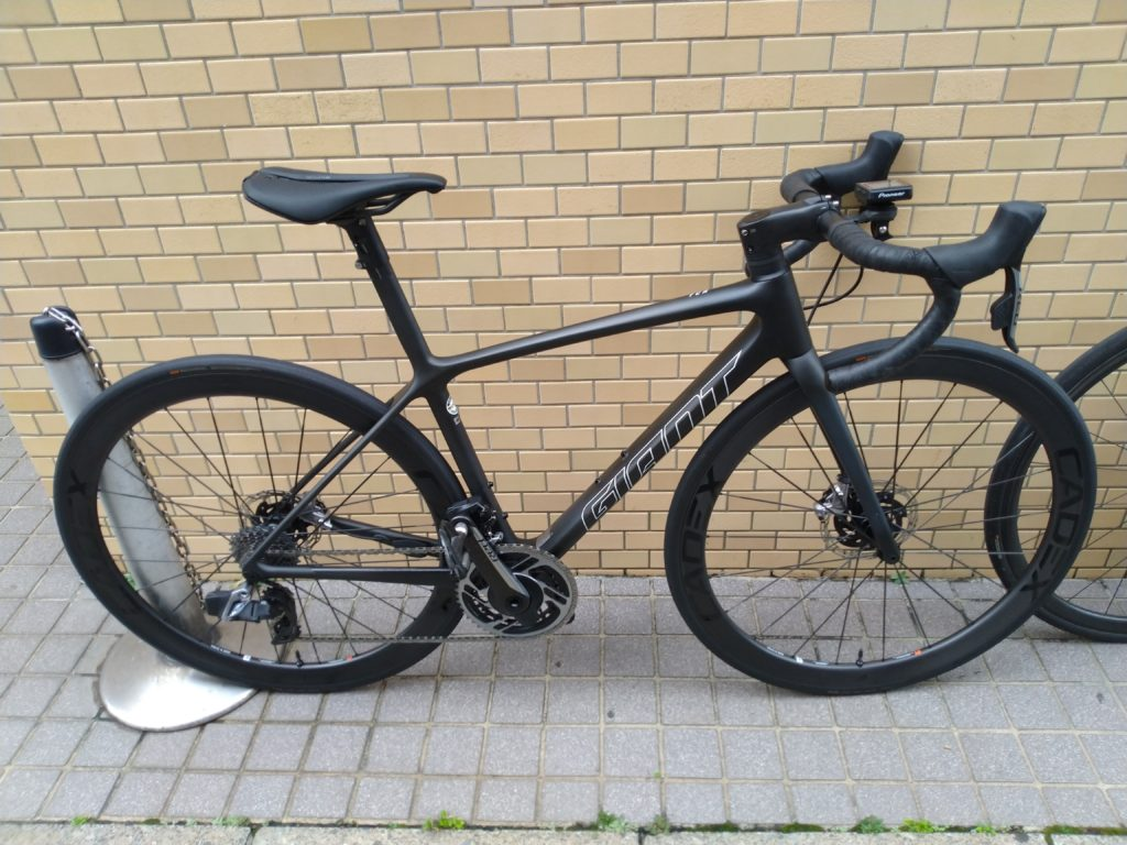 Giant TCR ADV SL